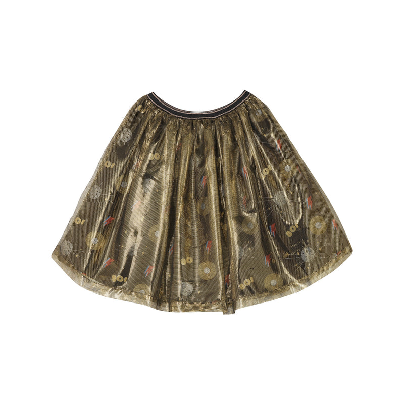 Party Skirt - Disco Party Print