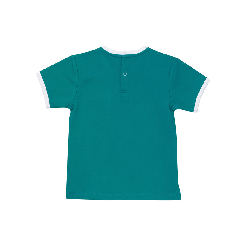 McFly T-Shirt - Teal