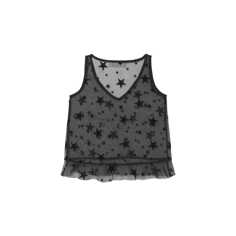 Kate Top - Starry Organza