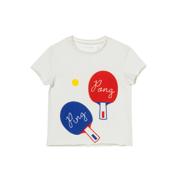 Central T-Shirt - Ping Pong