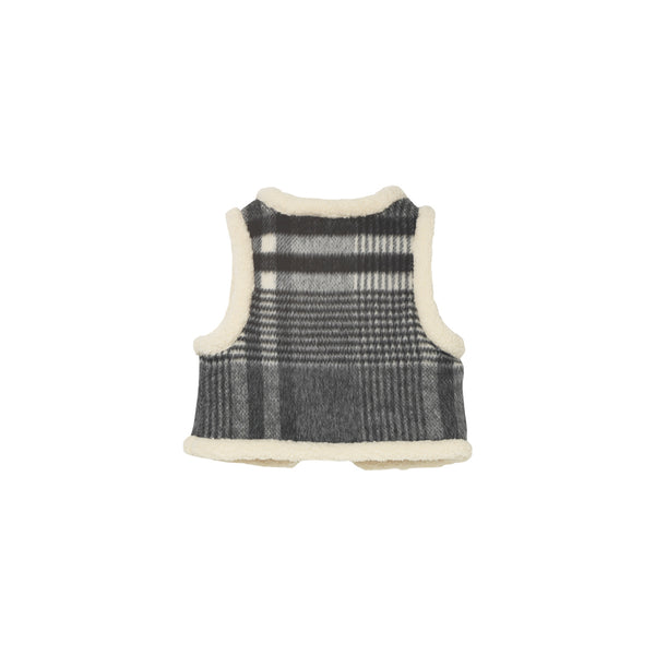Siberia Vest - Glam Plaid