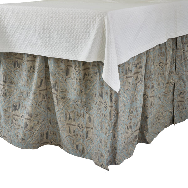 Scotty Fog Bedskirt