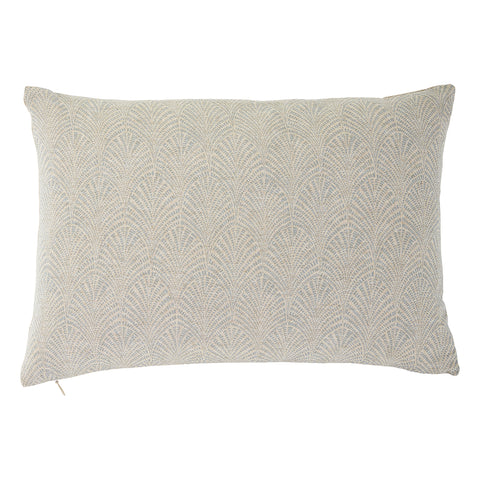 Beth Fog Lumbar Pillow