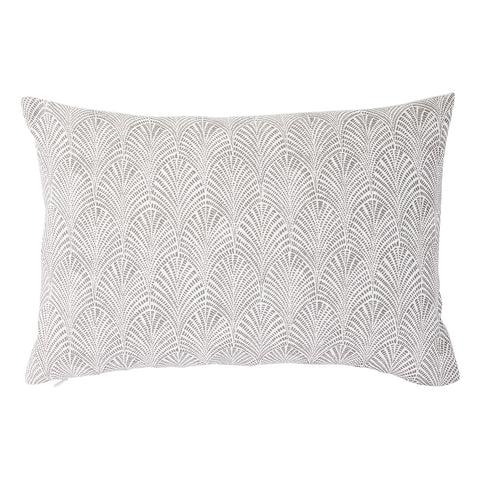 Beth Pewter Lumbar Pillow