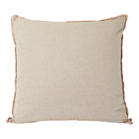 Danish with Blush Euro Pillow