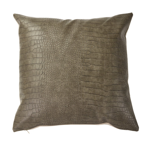 Dundee Leather Pillow
