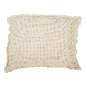 Ivory Dutch Euro Pillow