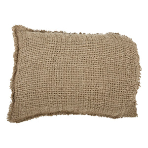 Natural Dutch Euro Pillow