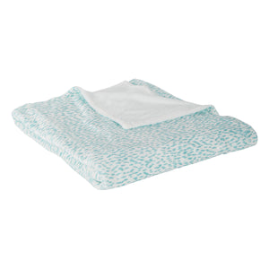 Ellie Spa Printed Fleece Blanket
