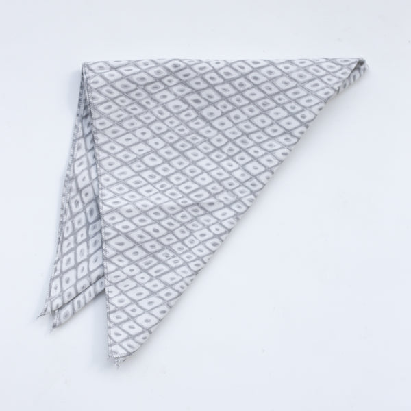 White Evil Eye Bandana