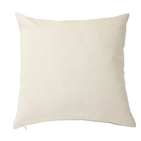 Tusk Leather Pillow