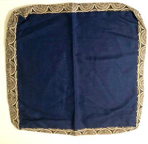 SS-Navy Linen with Aztec Gusset