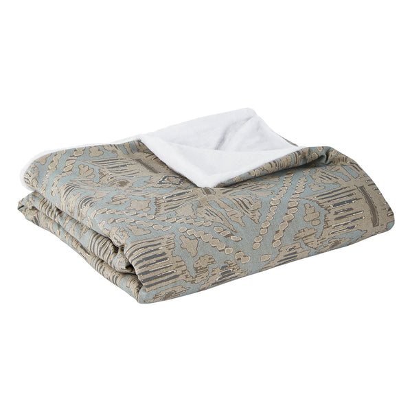 Scotty Fog Deluxe Blanket