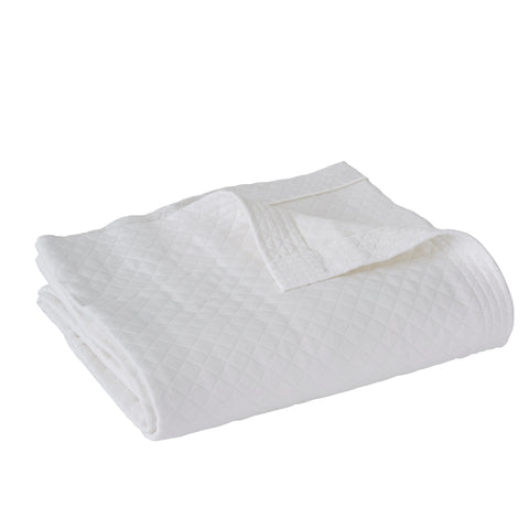 White Diamond Coverlet