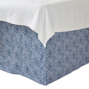 Ruth Prussian Bedskirt