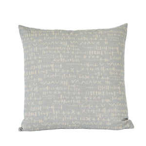Grace Fog Accent Pillow