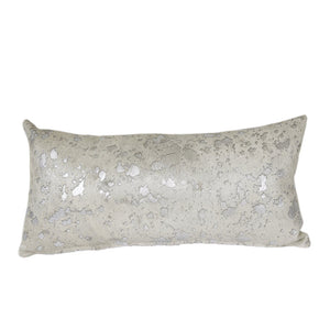 Silver Hyde Pillow