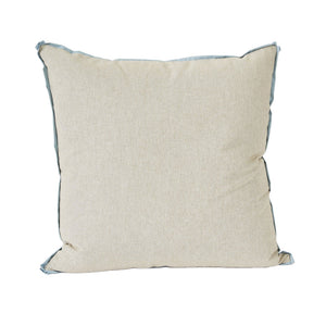 Danish with Fog Flange Euro Pillow