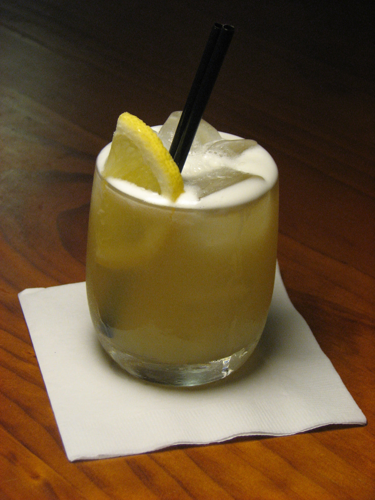 Balsamic Lemonade with Vodka