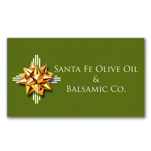 Gift Card Santa Fe Olive Oil & Balsamic Co. New Mexico Red Green Chile
