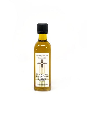 New Mexico Green Chile & Garlic Olive Oil
