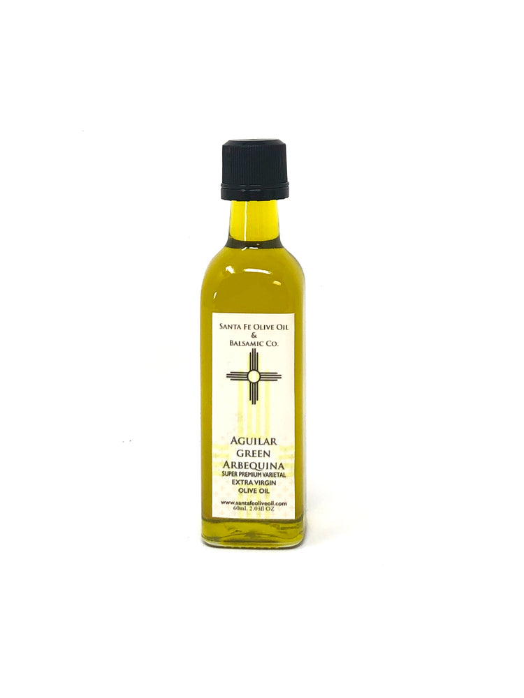 Aguilar Green Arbequina Extra Virgin Olive Oil