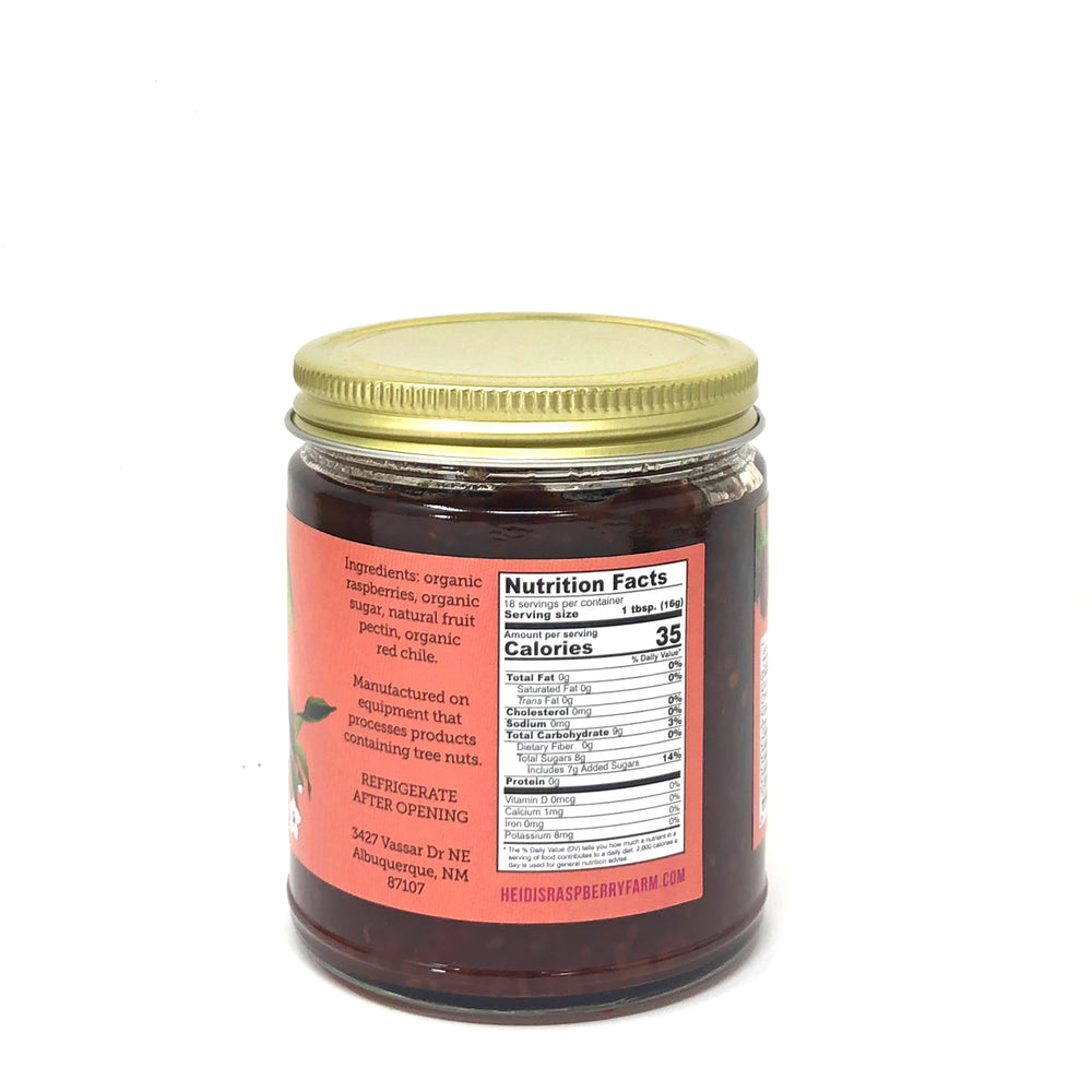 Raspberry Red Chile Jam (10oz)