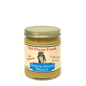 Hickory Almond Mustard (9oz)