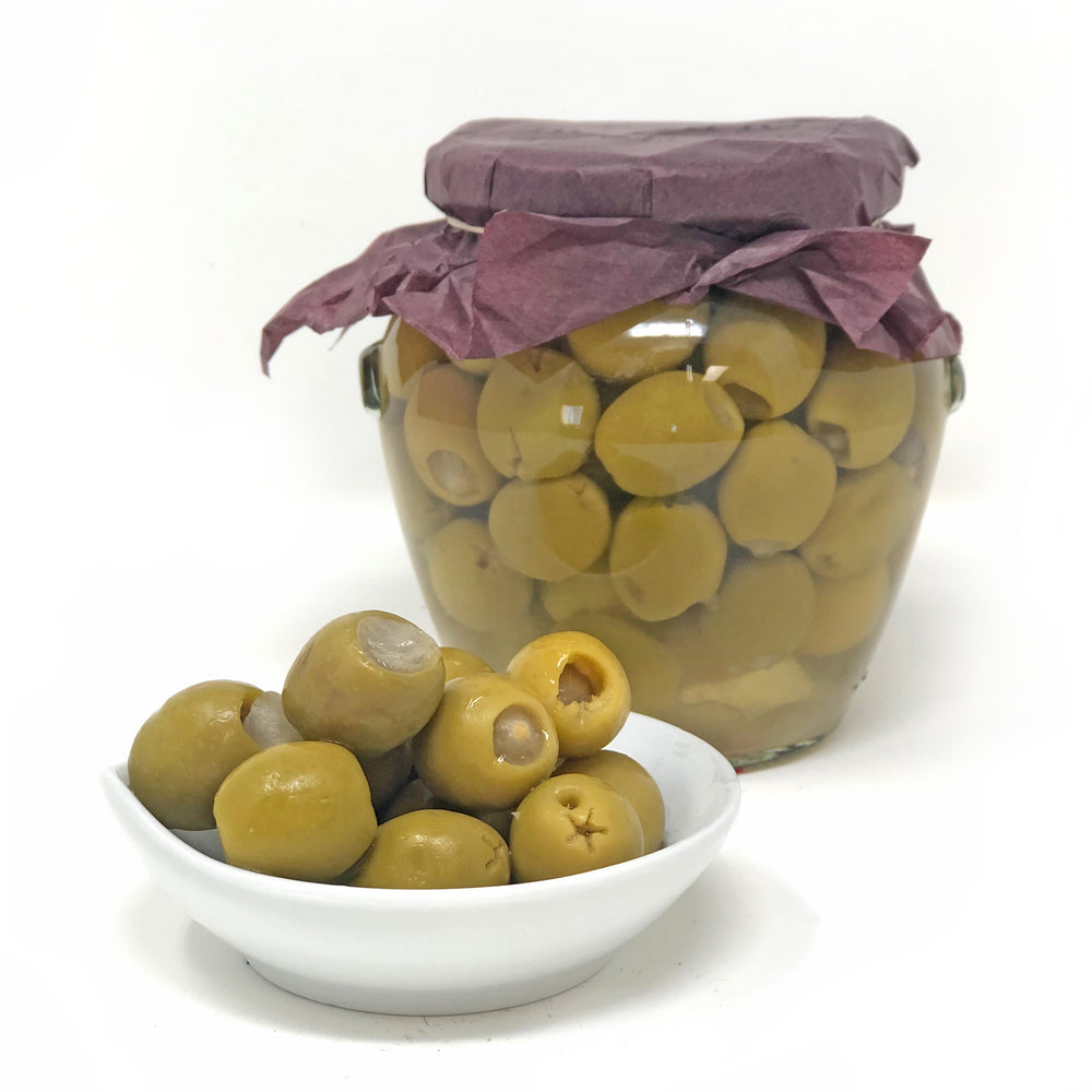 Onion Stuffed Olives