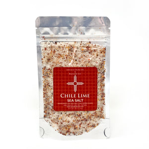 Chili Lime Sea Salt (4oz)