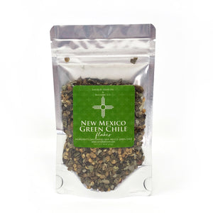 New Mexico Green Chile Flakes (4oz)