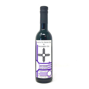 Santa Fe Olive Oil & Balsamic Co. New Mexico 18 Year Style Aged Dark Balsamic Black Gold