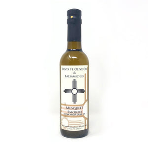 Santa Fe Olive Oil & Balsamic Co. New Mexico Red Green Chile Mesquite Smoked Extra Virgin Olive Oil