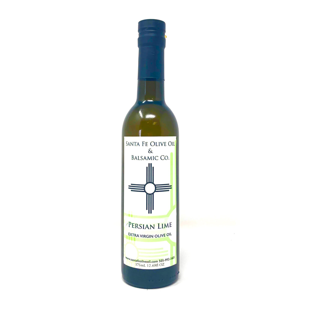 Santa Fe Olive Oil & Balsamic Co. New Mexico Persian Lime Extra Virgin Olive Oil Spain
