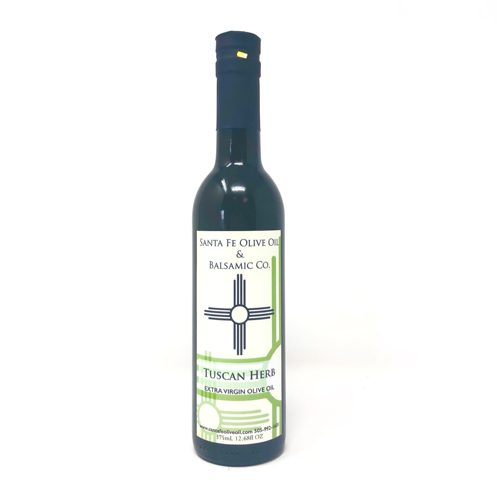 Santa Fe Olive Oil & Balsamic Co. New Mexico Tuscan Herb Extra Virgin Olive Oil Spain