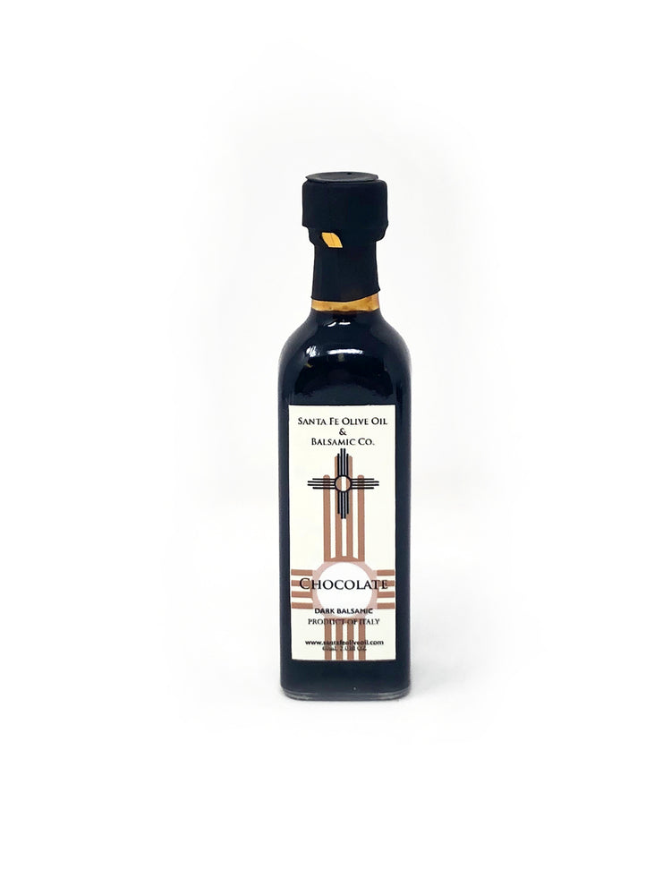 Santa Fe Olive Oil & Balsamic Co. New Mexico Chocolate Dark Balsamic Vinegar