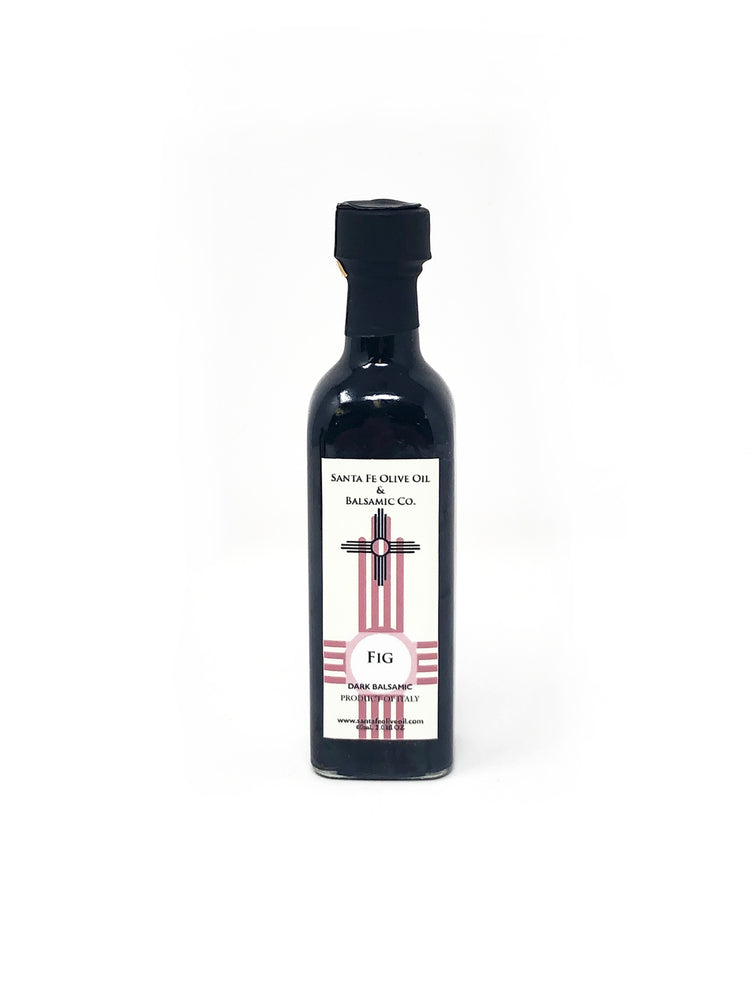 Santa Fe Olive Oil & Balsamic Co. New Mexico Fig Dark Balsamic Vinegar