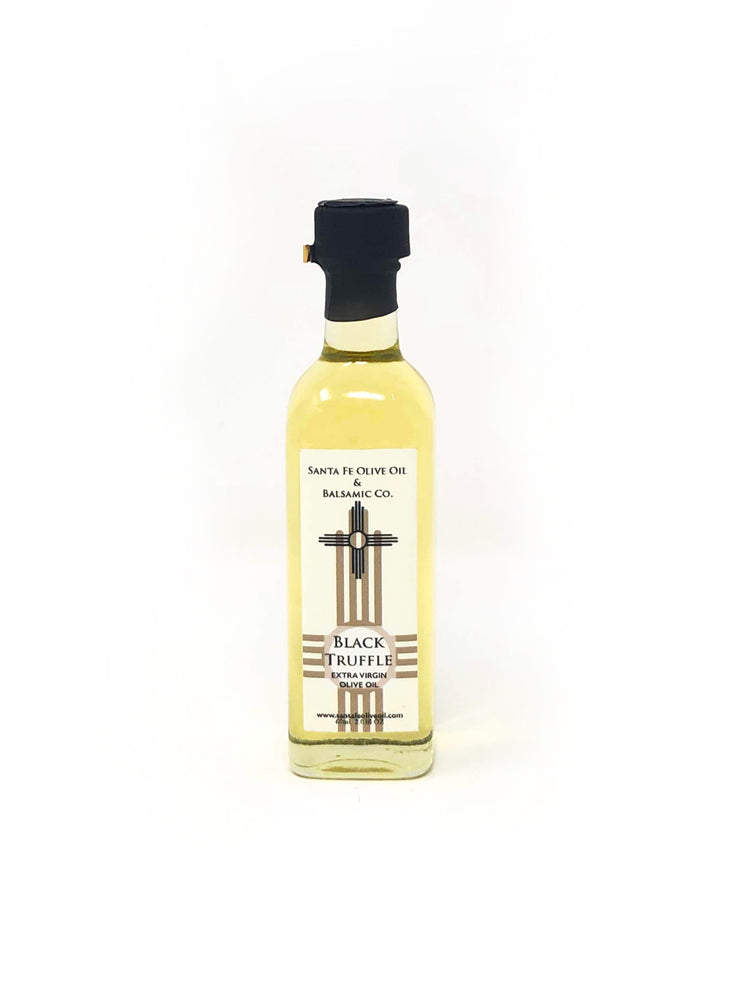 Santa Fe Olive Oil & Balsamic Co. New Mexico black truffle extra virgin olive oil italy spain