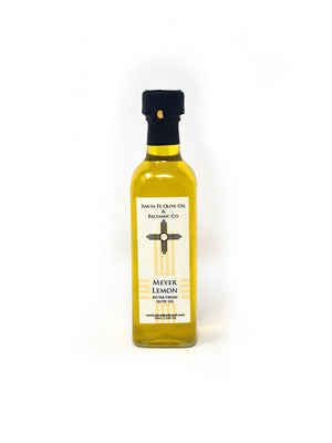 Santa Fe Olive Oil & Balsamic Co. New Mexico Meyer Lemon Extra Virgin Olive Oil Spain