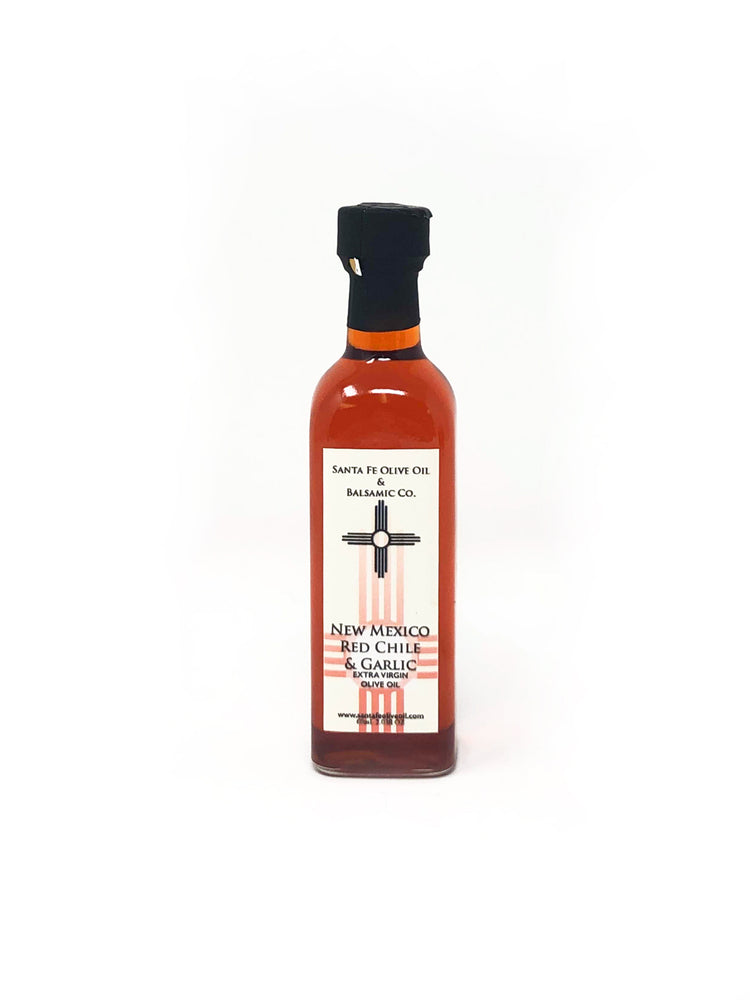 Santa Fe Olive Oil & Balsamic Co. New Mexico Red Chile & Garlic Extra Virgin Olive Oil