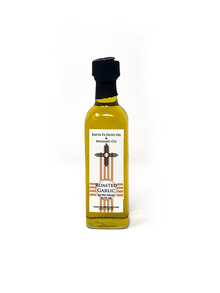 Santa Fe Olive Oil & Balsamic Co. New Mexico Roasted Garlic Extra Virgin olive oil Spain