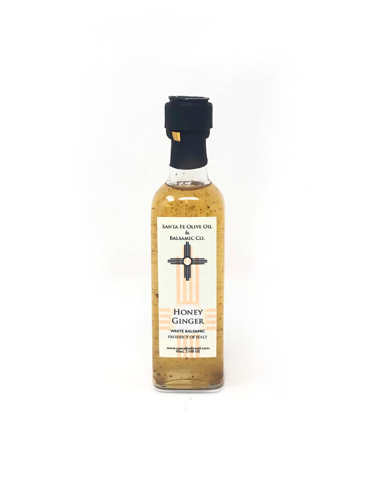 Santa Fe Olive Oil & Balsamic Co. New Mexico Honey Ginger White Balsamic Vinegar