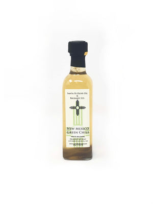 Santa Fe Olive Oil & Balsamic Co. New Mexico Red Green Chile White Balsamic Vinegar Italy