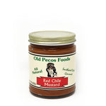 Red Chile Mustard (9oz)