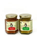 New Mexico Red & Green Chile Mustards Sampler