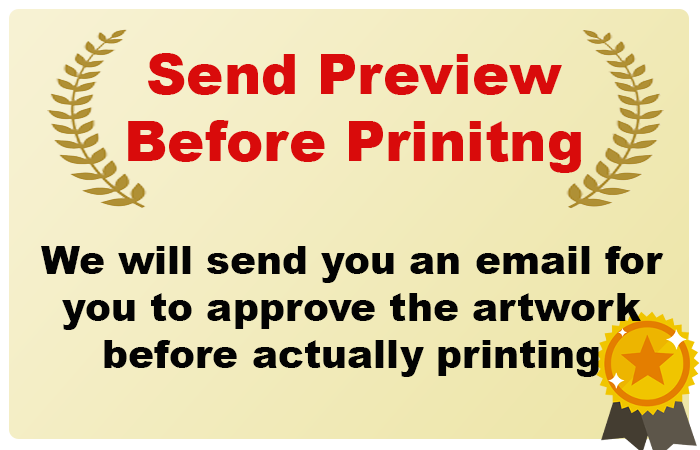 send preview before printing