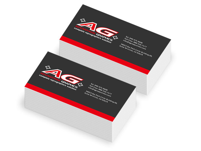 Fast Business Cards [Same day / Next day]