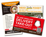 "EDDM -Every Door Direct Mail<br><span style=""color:red; font-size:0.8em;"">Prices include Print AND Shipping cost</span>"