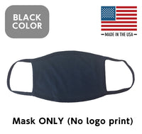 Washable, Reusable Face Mask (Mask ONLY) 25 units~