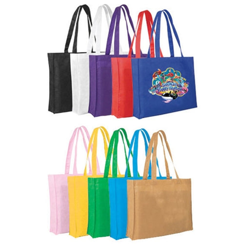 Non-Woven Tote Bags - Full Color
